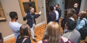 Museum Hack team building tour