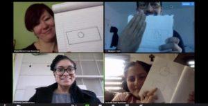 Museum Hack leads virtual team building activities with online storytelling workshops.